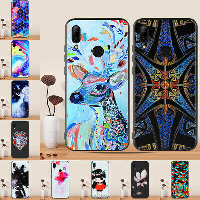 For Xiaomi Redmi Note 8 7 6 5 Pro 5A 4X 3 Silicone Painted Soft TPU Case Cover