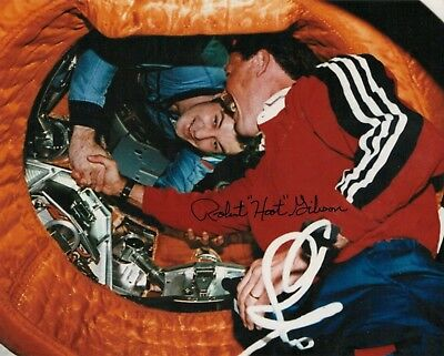 Robert Gibson Authentic Autographed Signed NASA Astronaut 8x10 Photo W/COA