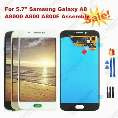 LCD Touch Screen Display Digitizer Assembly For Samsung Galaxy A8 2015 A800 RHN2