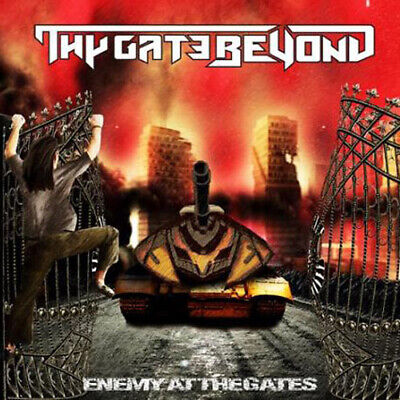 Thy Gate Beyond - Enemy At The Gates Cd