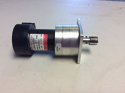 Dynetic Systems 220055 A D.C. Servo Motor 28 VDC 4.4 Amps