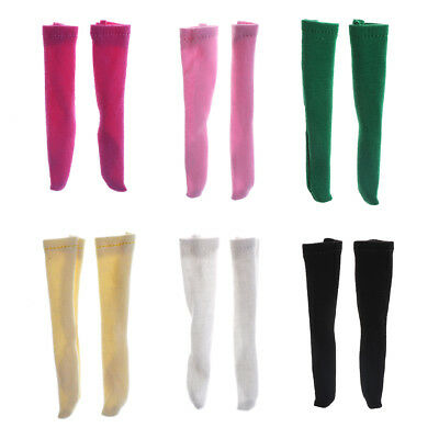 1 Pair Cute Doll Socks Stockings for Blythe Azone  1/6  Doll Clothes NICA