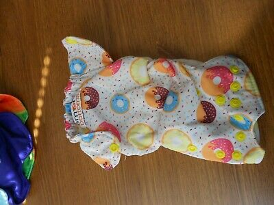 Smart Bottom Newborn Cloth Diapers in 7 different prints