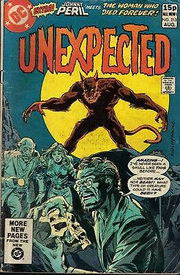 The Unexpected (Vol 26, no 213, August 1981)