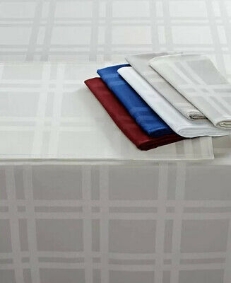 Martha Stewart Coll. Table Linens, Skylight Plaid Set  2 Napkins &  2 Placemat