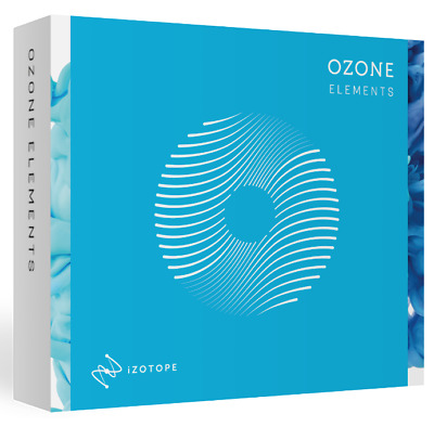 iZotope OZONE 8 Elements Mastering Suite Plugin