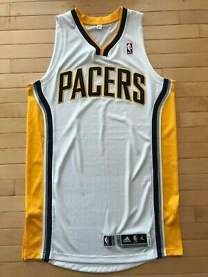 018ff60bc5f Indiana Pacers Team Issue Game Jersey XL Length +2
