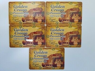 $25 x 8 =$200 for $65.87 Golden Crown Panaderia Gift Cards Albuquerque NM