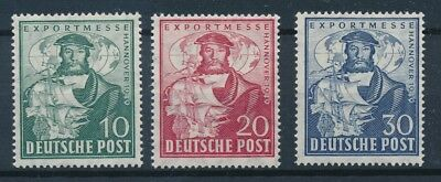 [69595] Germany Allied Occ. Britisch & American zone 1949 Export Fair Ship  MNH