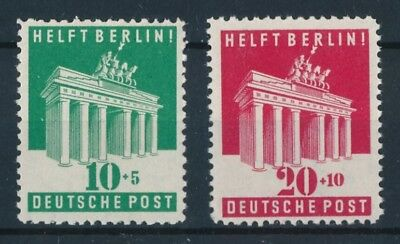 [69594] Germany Allied Occ. Britisch & American zone 1948 Berlin Help Fund  MNH