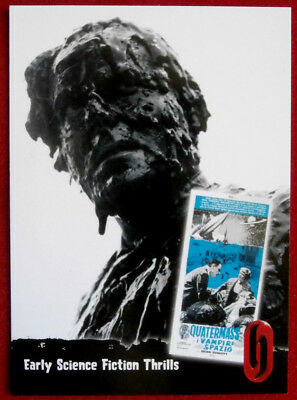 HAMMER HORROR - Series One - Card #08 - Early Sci-Fi Thrills - QUATERMASS 2