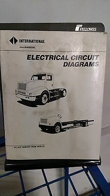 international truck navistar electrical circuit wiring diagrams schematics