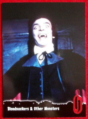 HAMMER HORROR - Series One - Card #51 - TWINS OF EVIL MARY & MADELEINE COLLINSON