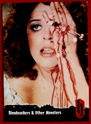 HAMMER HORROR - Series One - Card #53 - HANDS OF THE RIPPER