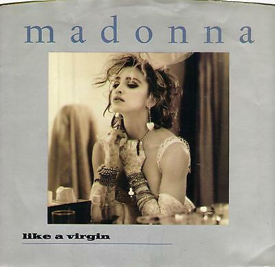MADONNA  Like A Virgin / Stay 45 with PicSleeve