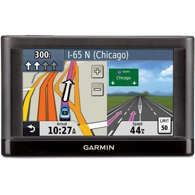 GARMIN nüvi® 42 GPS Sat Nav Latest 2019 UK & Ireland + West EUROPE Map & Sp. Cam
