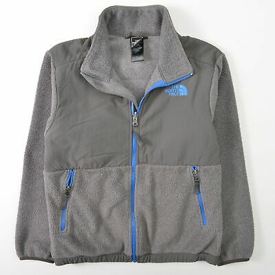 4a2009609 Boys Brown Hawke & Co Outfitter Lined Bomber Jacket Size 5.