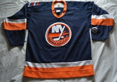 6f9387e7126 Vintage New York Islanders Koho Hockey Jersey - YOUTH Size Large / XL - SEWN