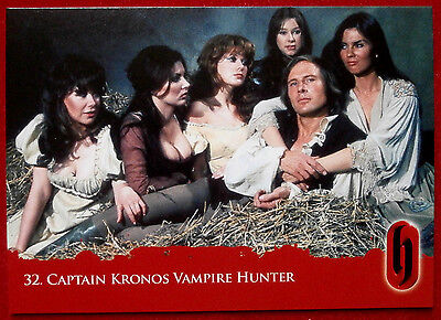 HAMMER HORROR - Series Two - COMPLETE BASE SET, 54 cards - Strictly Ink 2010