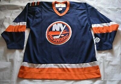 701db481009 Vintage New York Islanders KOHO Away Jersey - Size Large / L - FREE  SHIPPING!