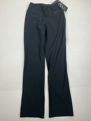 06ee04b4dc4f5 NEW Women's Nike Power Dri Fit Legend Classic Trainer Pants Workout SZ XS