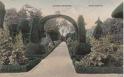 The Gardens, Levens Hall, Nr KENDAL, Westmorland