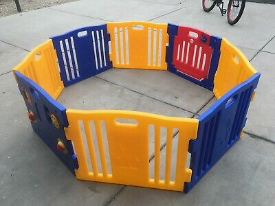 Best Choice Products Baby Playpen Kids 8 Panel Safety Play Center Yard Home