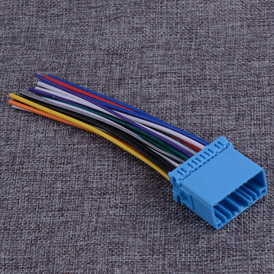 METRA CAR RADIO Stereo Single Din Dash Kit Harness for 1998 ... on wiring harness for 2004 honda accord, wiring harness for 1996 honda accord, wiring harness for 1995 honda accord, wiring harness for 1999 jeep grand cherokee,
