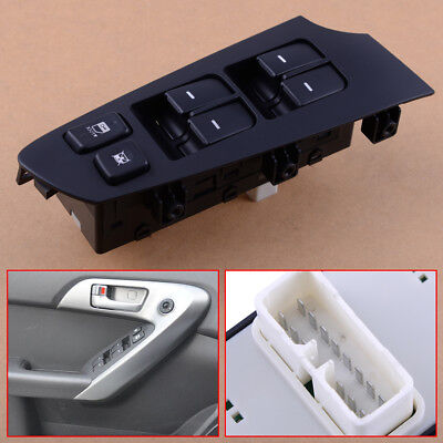 Car LHD Power Window Switch Front Driver Left Side For KIA Forte Cerato 2010-13