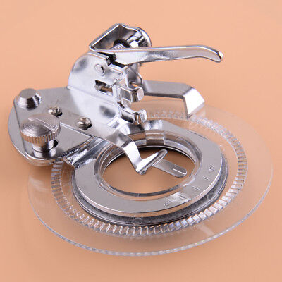 Flower Circle Stitch Embroidery Foot Presser 3700L for Low Shank Sewing Machine