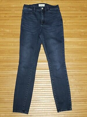 9ad2449354954 PACSUN SUPER HIGH-RISE Jegging Dark Wash Skinny Jeans Womens Size 27 ...