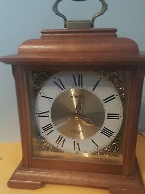 Linden Westminster Mantel Clock with Chime