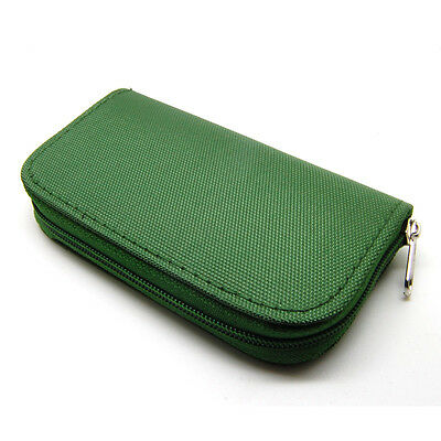 E-Memory Card Storage Carrying Case Holder Wallet For CF/SD/SDHC/MS/DS 3DS