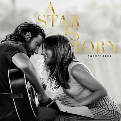 Lady Gaga & Bradley Cooper - A Star Is Born (CD 2018)  movie soundtrack