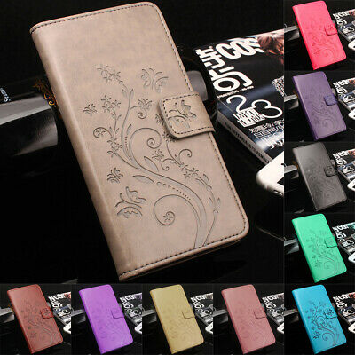 For Samsung Galaxy A70 A50 A40 A30 M20 Leather Magnetic Flip Wallet Case Cover
