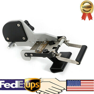 Edge Banding Machine Straight Round Shape Cutting Device Hand End Trimmer US