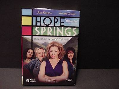 Hope Springs: Hiding Out in the Scottish Highlands-1996 DVD-British Drama/Comedy