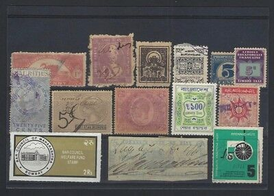 Worldwide collection of Revenues & Cinderella stamps of all types