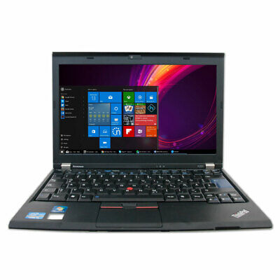 Lenovo ThinkPad X220 i5 2.5GHz 4GB 320GB HDD / 240GB SSD 1366x768 BT, UMTS