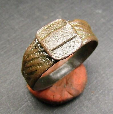 Ancient  Bronze Ring. (G2.1)