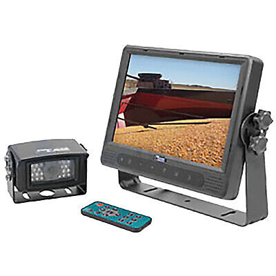 "CabCAM Video System, Touch Button (Includes 9"" Monitor and 1 Camera) CTB9M1C"
