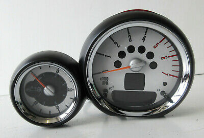 Genuine MINI Rev Revolution Counter & Roof Timer - R57 Convertible R59 - 9306271