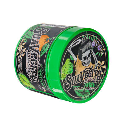 Suavecito Spring Pomade Firme Hold 2019 | Pacific Ginseng