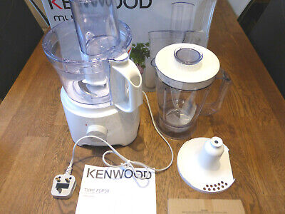 Kenwood Multipro 800W Compact Food Processor Kitchen Blender