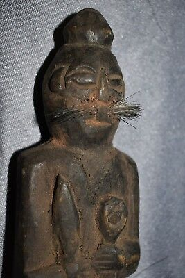 "ORIG $699 NEPAL SHAMAN FIGURE 8"" EARLY 1900S prov"