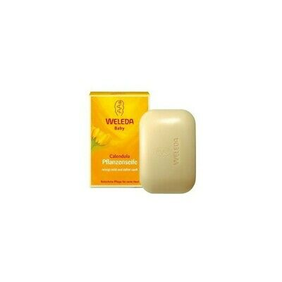 WELEDA Baby Soap Vegetal To The Calendula 100 Gr