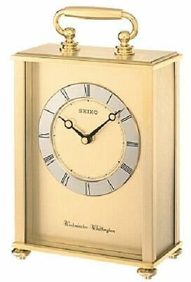 Seiko Chiming  Mantle Clock QHJ201G RRP £199.95 now £152.95