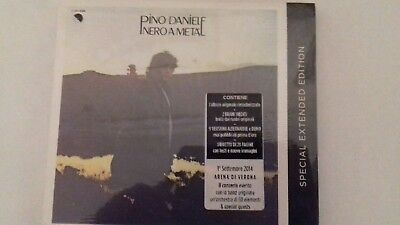 """Pino Daniele """"nero A Meta'/special Extended Edition"""""""