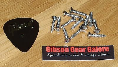 Fender Stratocaster Pickguard 12 Screw Set Guitar Parts Telecaster Project Pick
