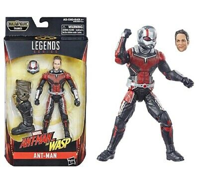 Marvel Legends Ant-Man Thanos BAF Series Wasp Avengers 6 Inch Action Figure